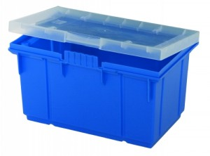 Sturdy storage boxes